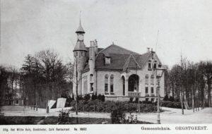 Wilhelminapark 17-19 (Raadhuis)